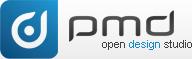 PMDSTUDIO logo