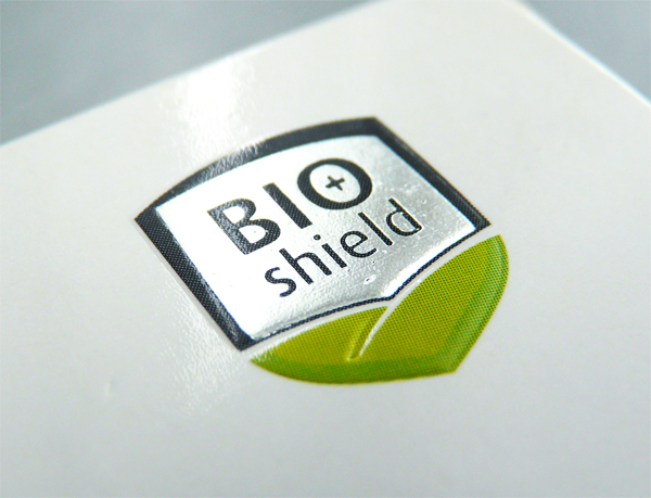 Bioshield logo