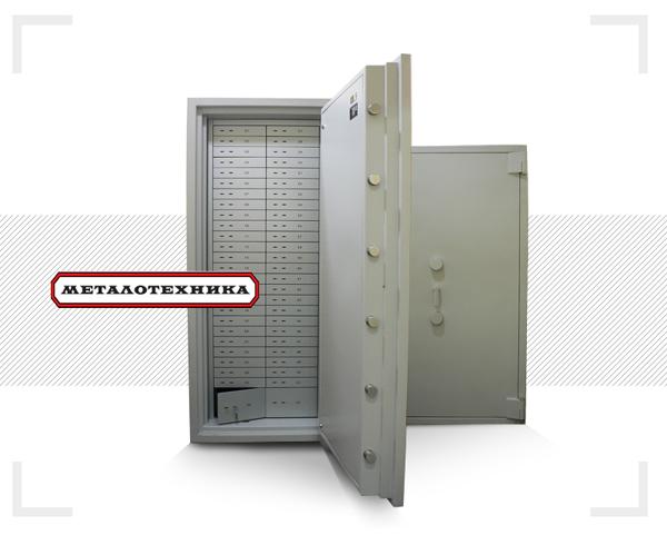 Metallotechnica vault doors